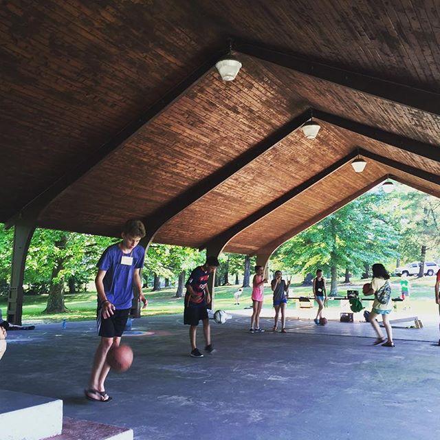 Pavilion Games