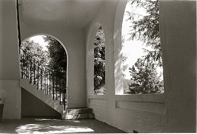 Breezeway Stairs