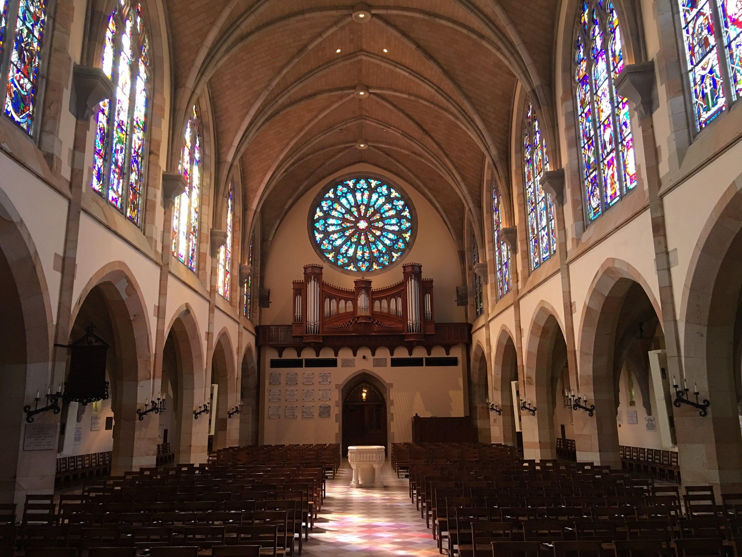 All Saint's Chapel @ University of the South