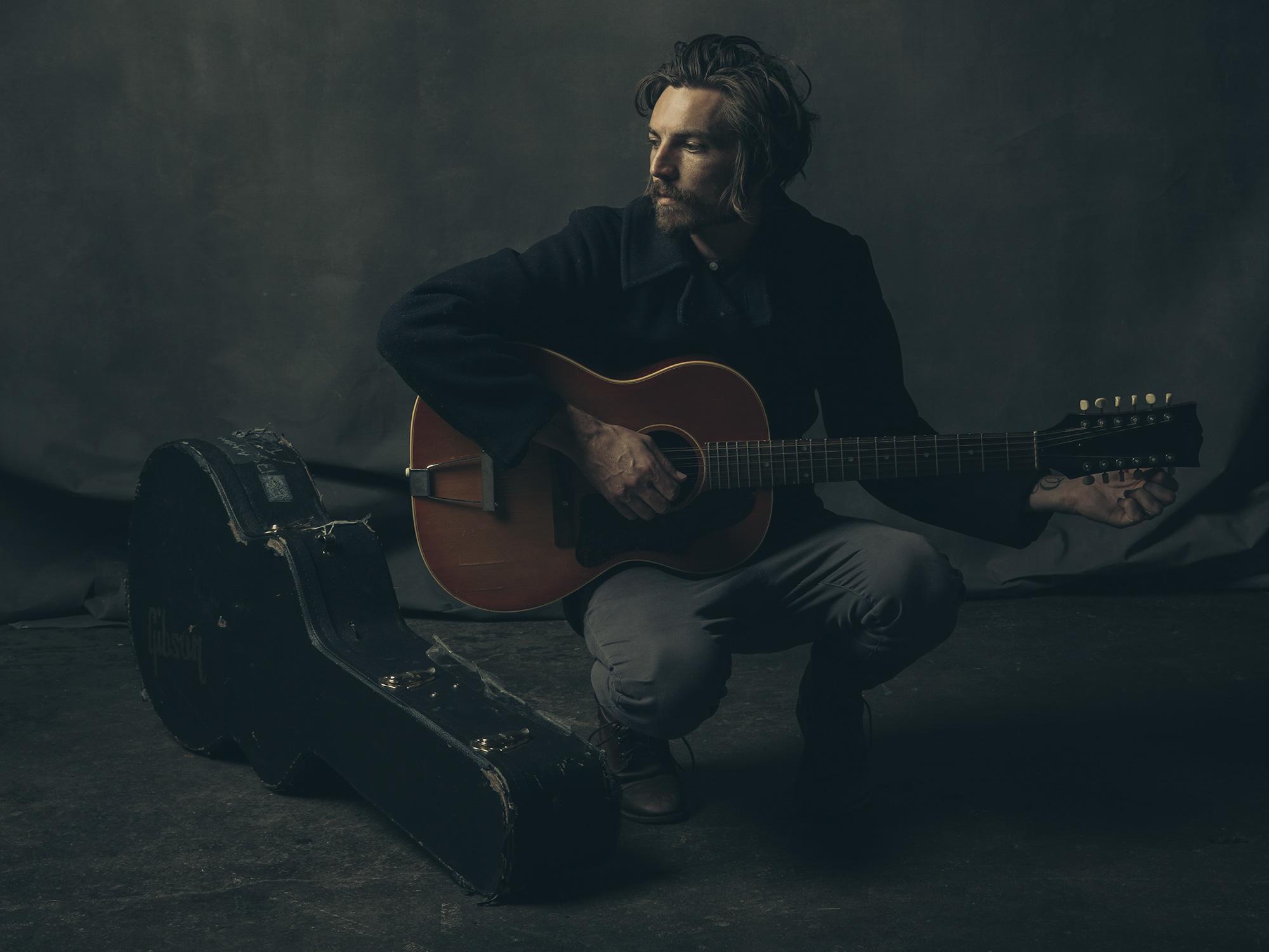 Lead Singer of  Augustana , Dan Layus.Photo Credit: Jeremy Cowart