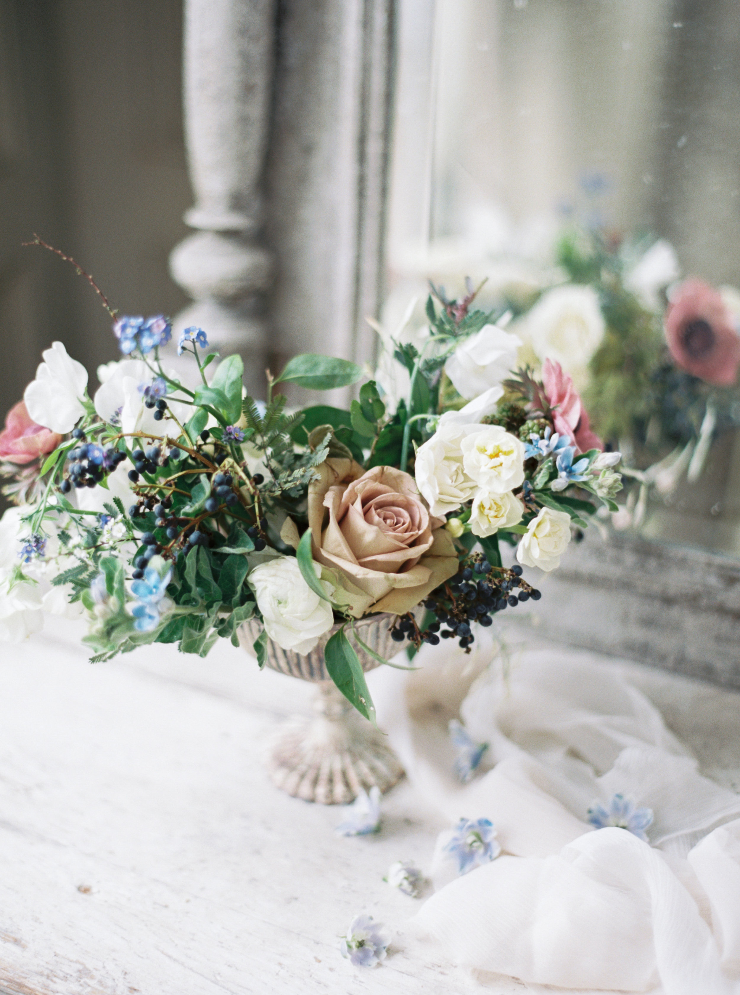 Subscriptions - Spruce up your space with a beautiful arrangement delivered to your home or business on a weekly or biweekly basis. With each new delivery you will enjoy a new color palette and a different vessel; we will collect the vase from the week before.