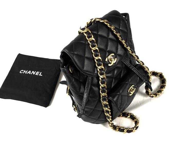 Chanel Back Pack 1990