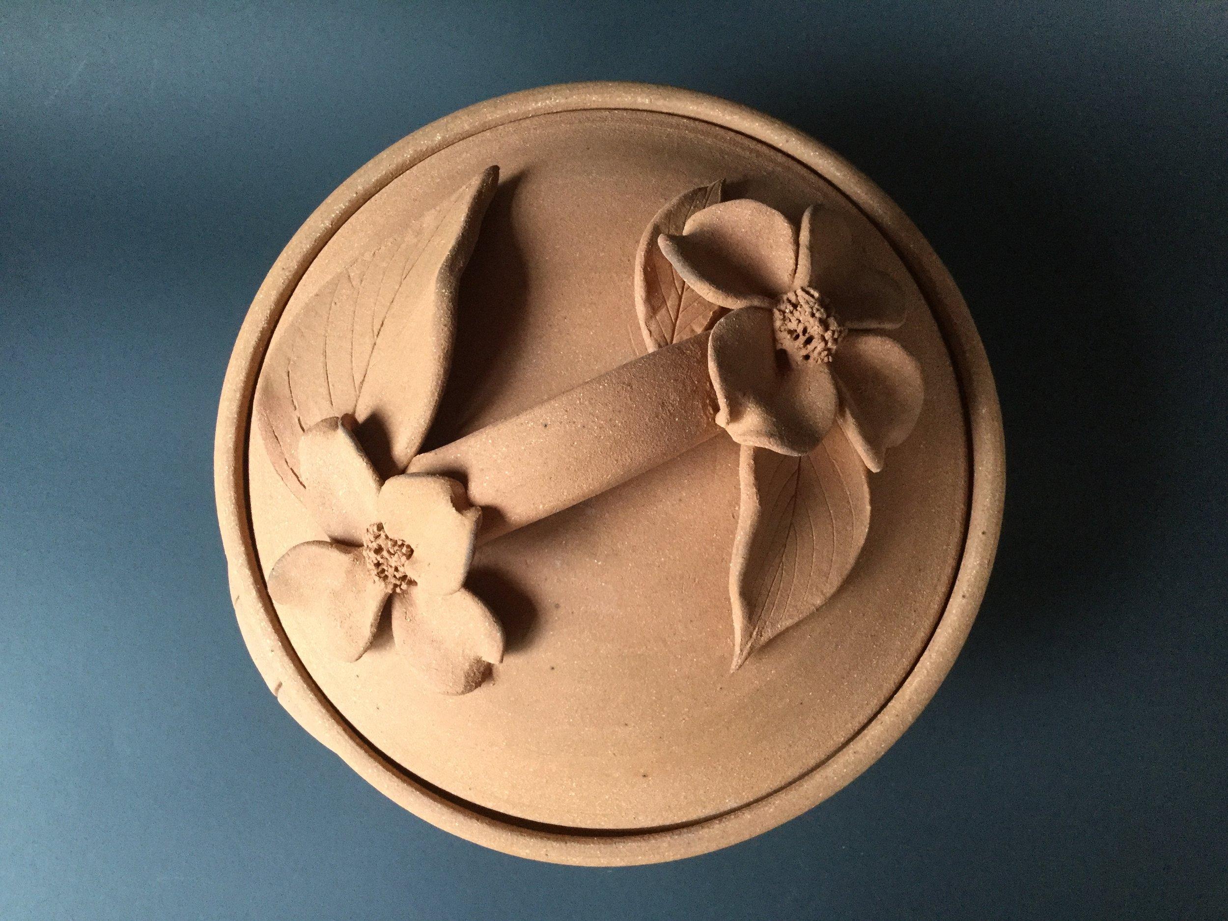 Dogwood Flower Bread Baker