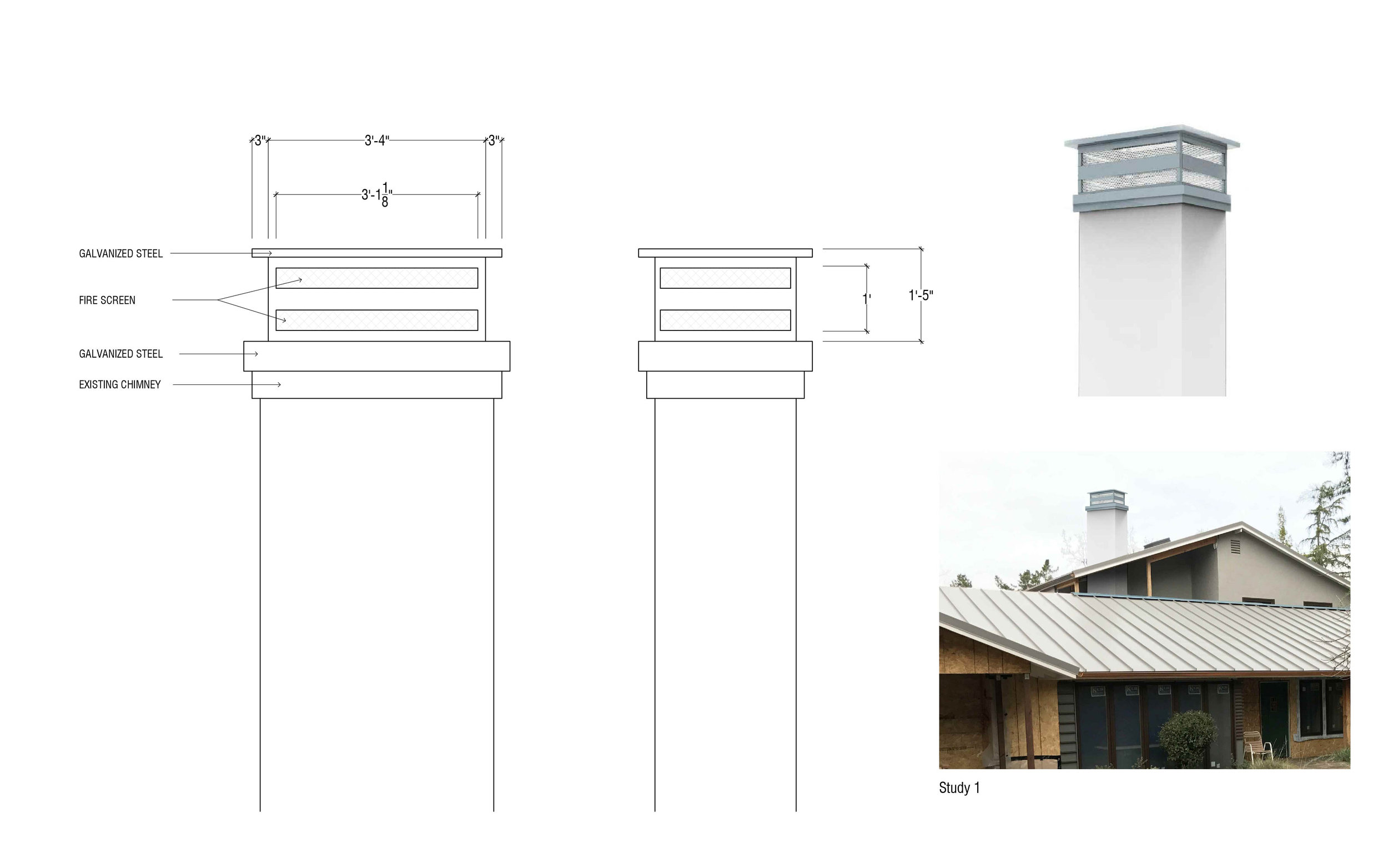 CONSTRUCTION DRAWINGS AND ITERATIONS
