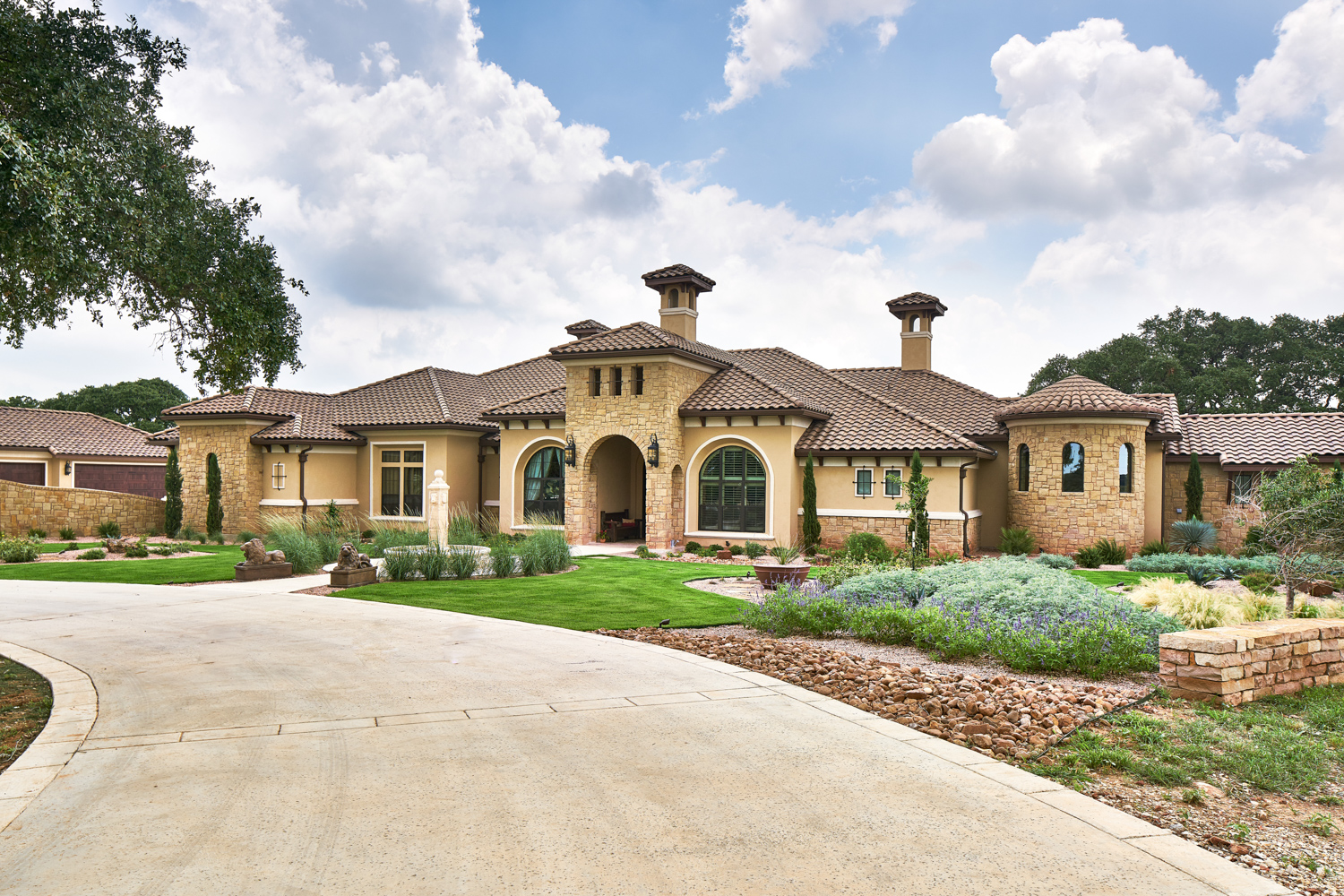 Nature's Way: Nature's Way New Braunfels Custom Home Ranches of Comal Keith Wing Custom Home Builders Matthew Niemann Photography