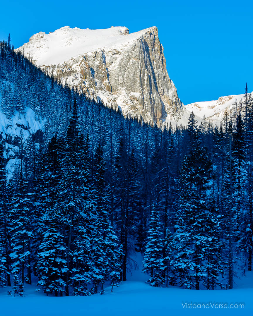 Hallet Peak, Rocky Mountain National Park
