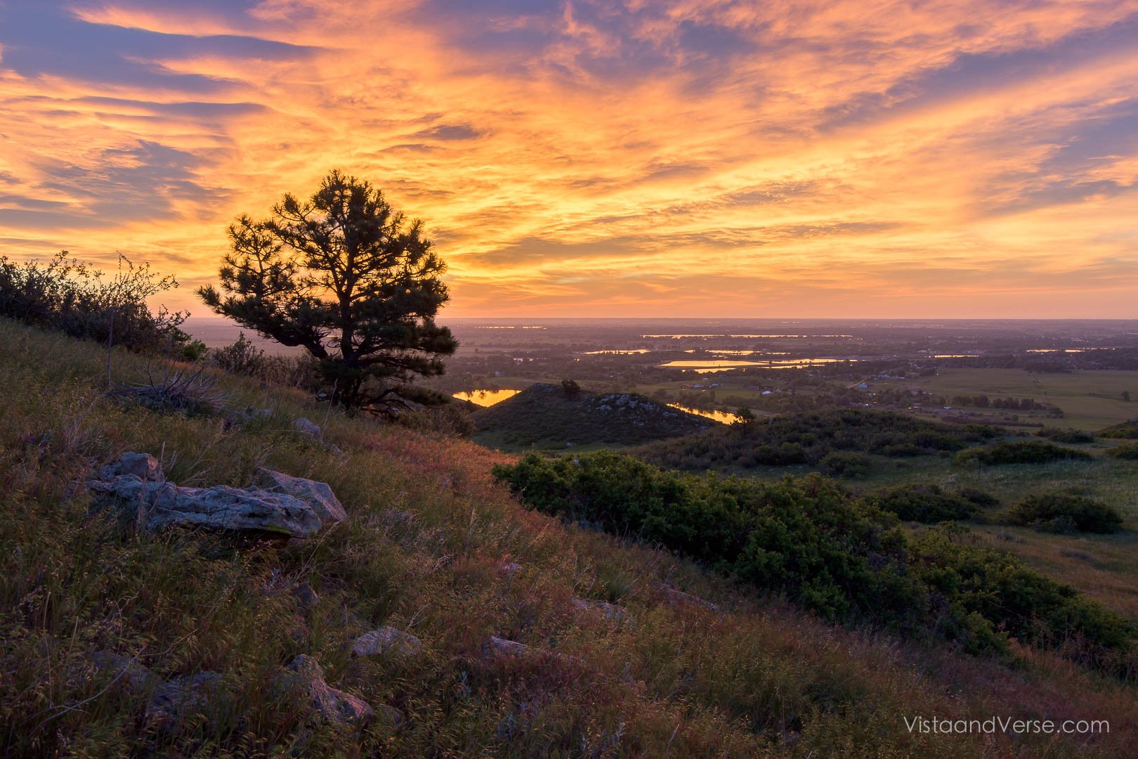 Reservoir Ridge, Fort Collins, CO