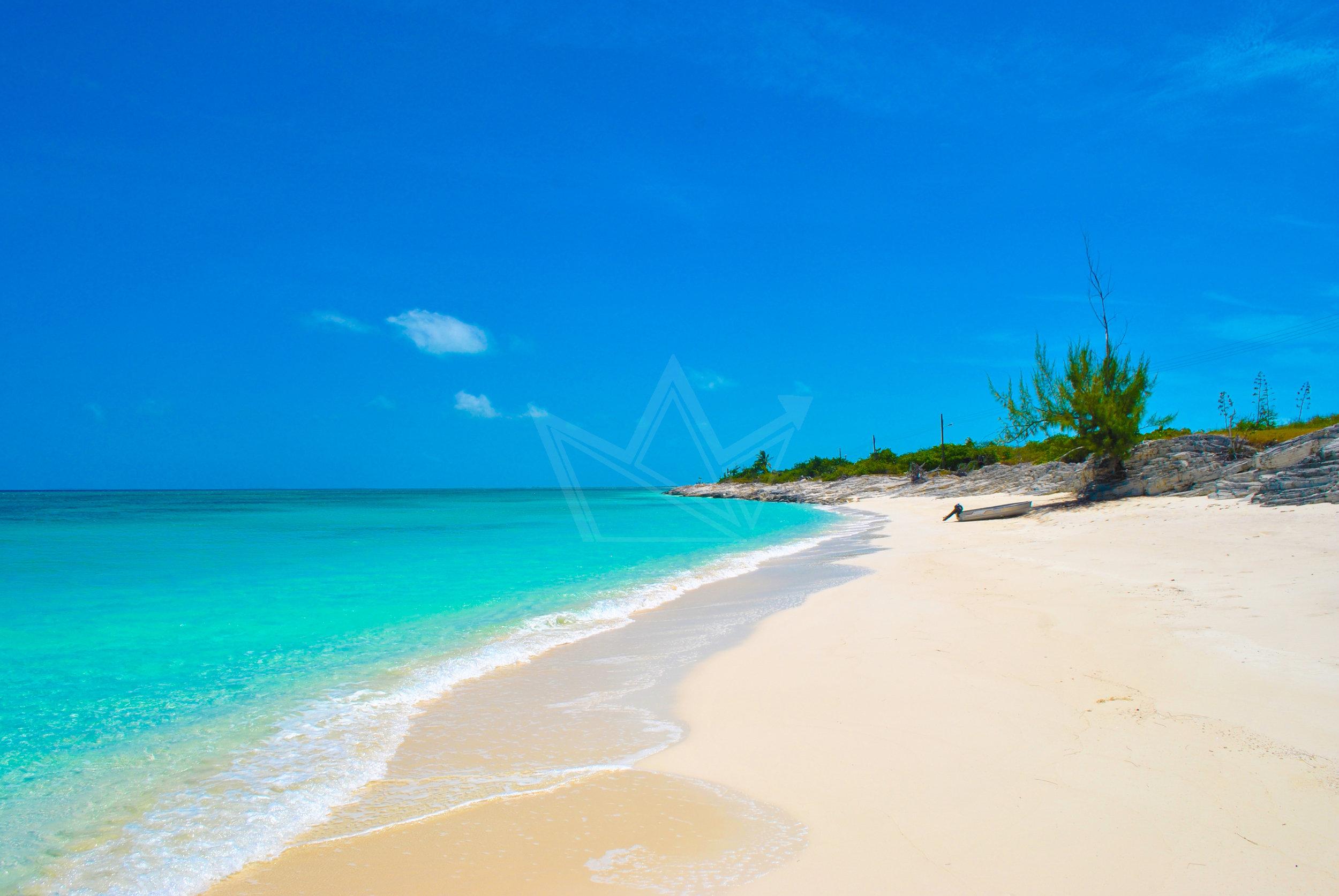 Long Cay Beach