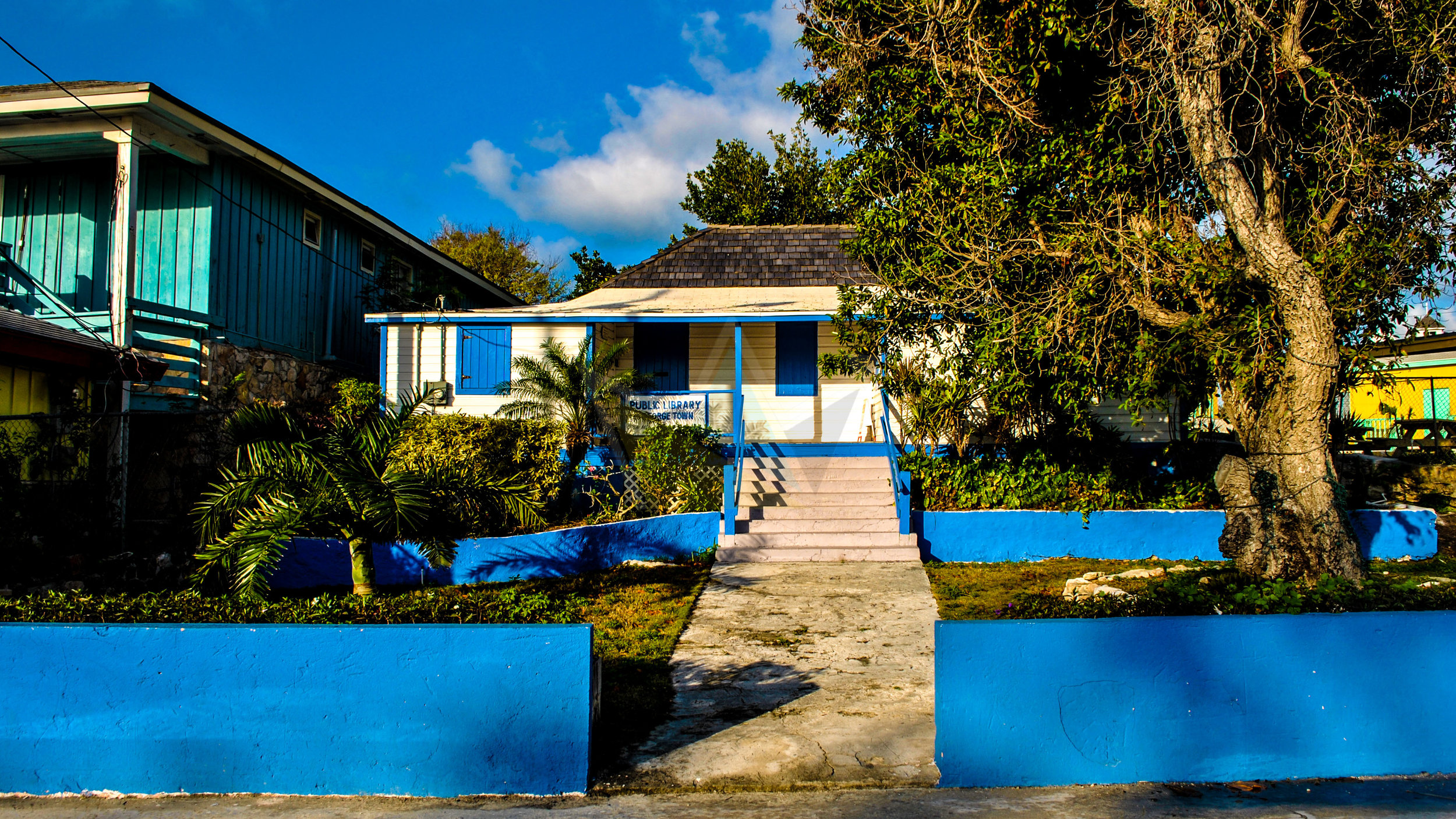 George Town Public Library, Exuma