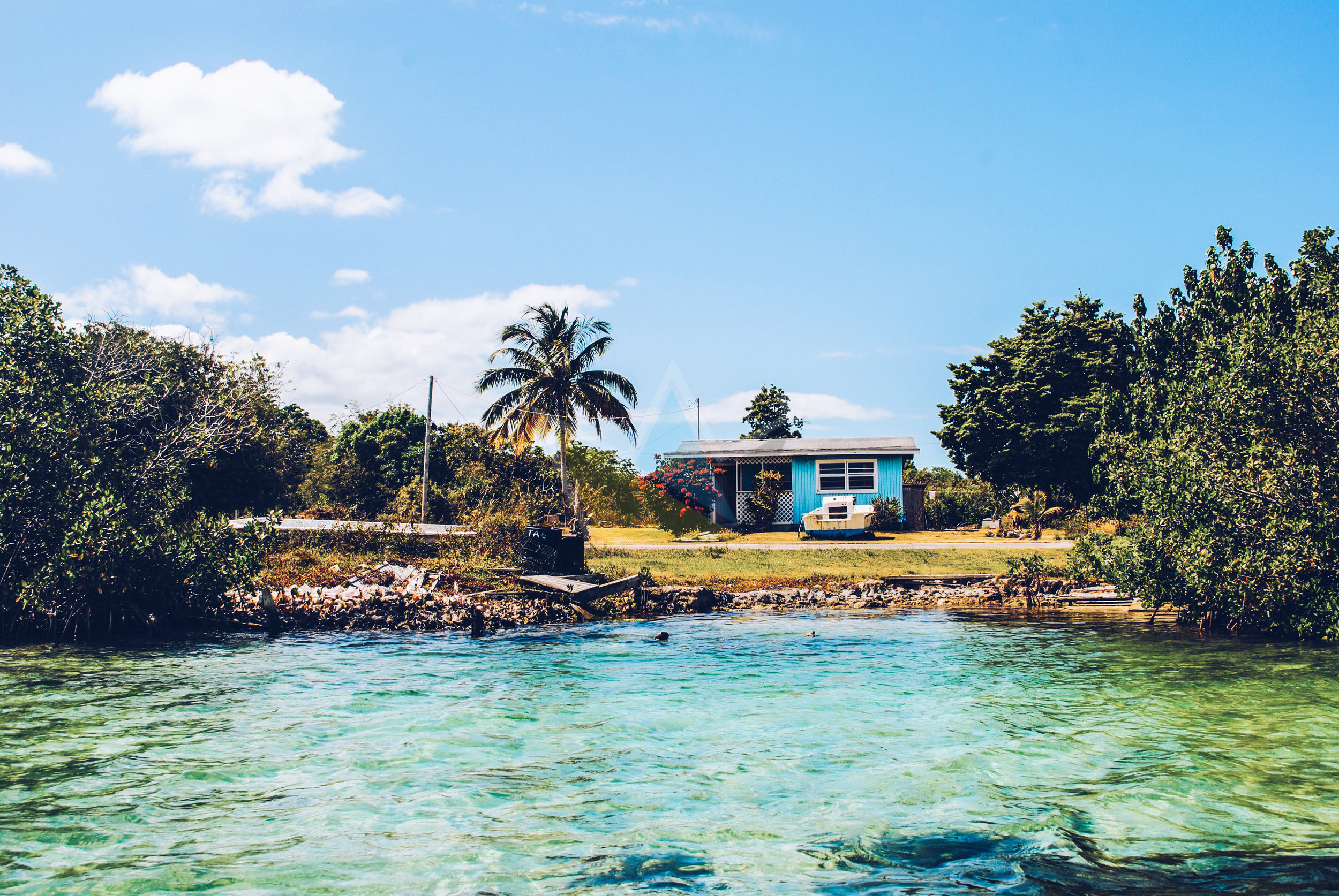 Sweeting's Cay Home