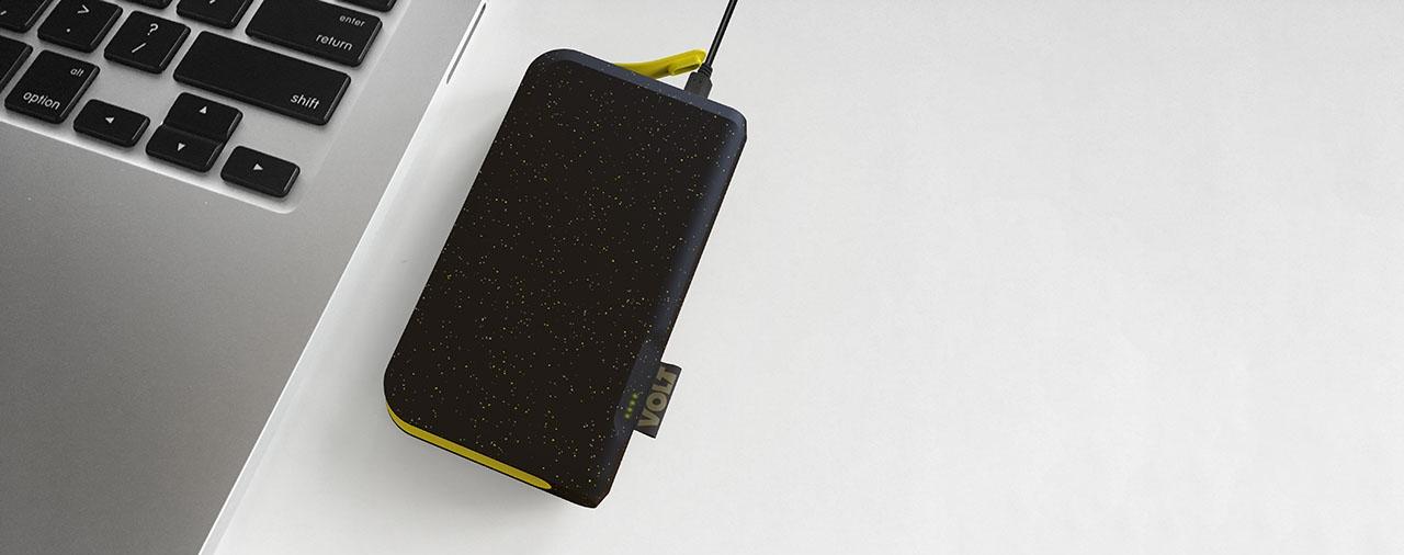 VOLT : Industrial Design by Justin Janczakowski; PCB Design by Jacie Unpingco