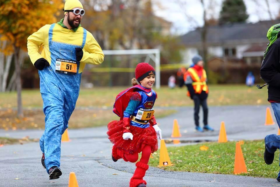 Photo Demi-marathon au pied du Mont St-Hilaire