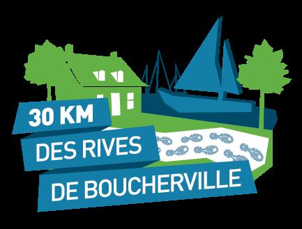 Logo - 30km des rives de Boucherville