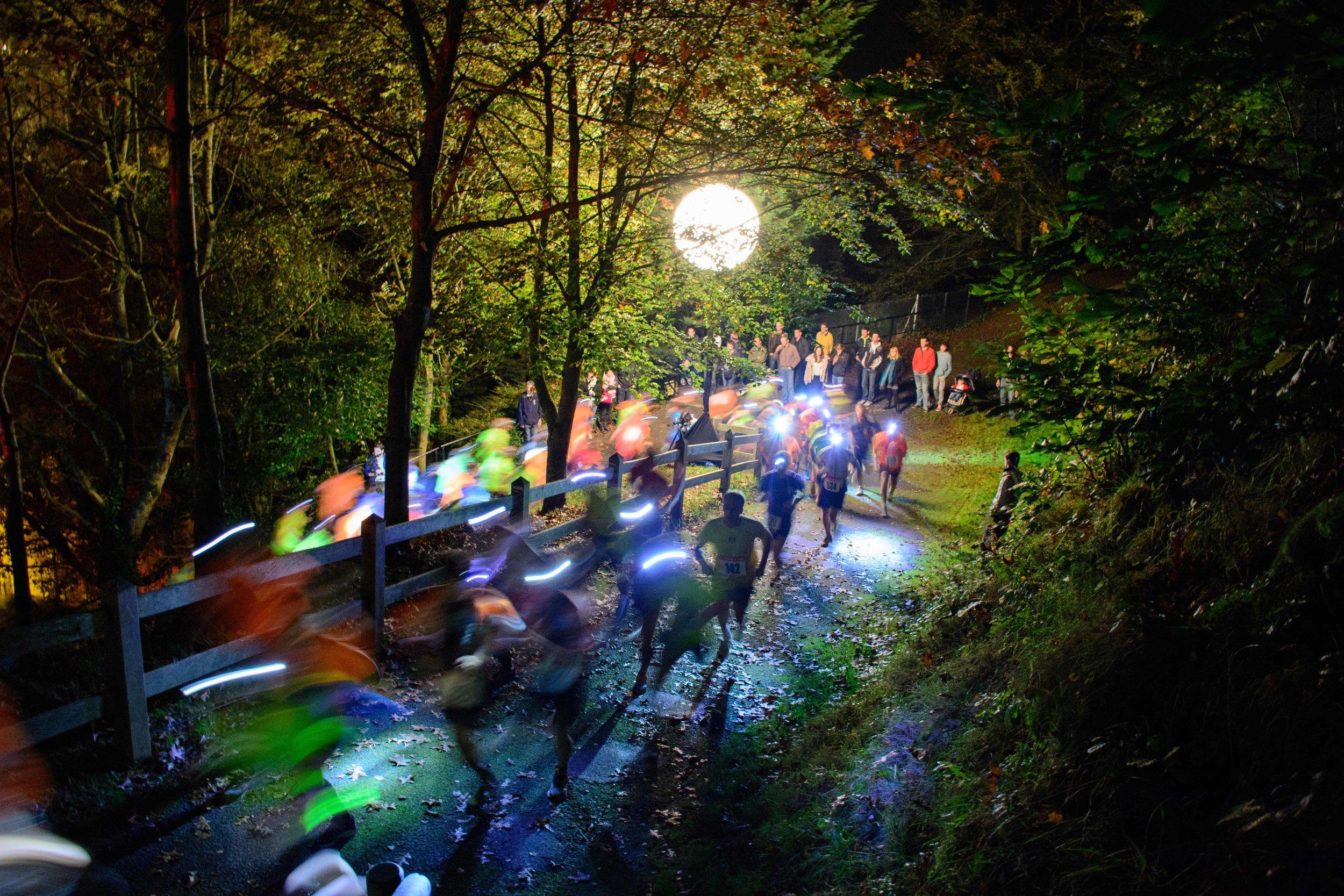 Photo Course d'un soir d'été de Longueuil