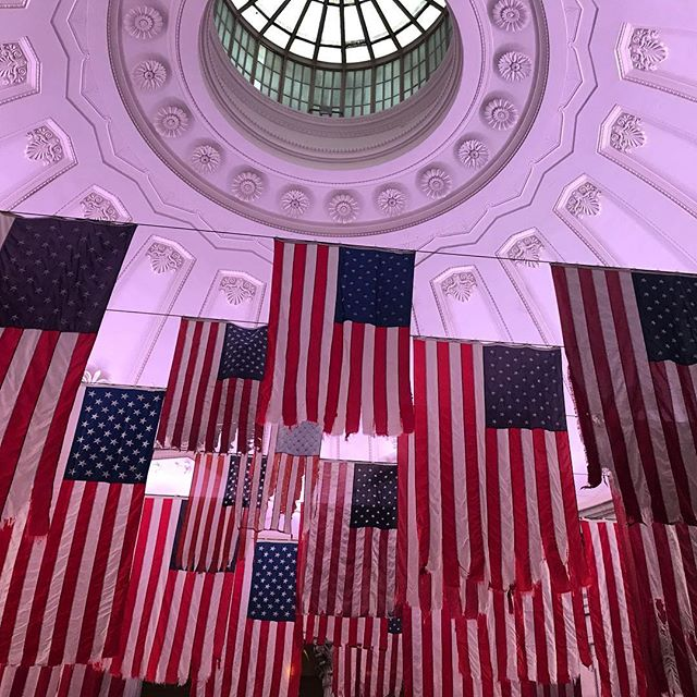 We asked which post you wanted to see first, and you all said Federal Hall National Memorial. So here you have it! There is a new post on the blog about our short visit to this #NPS site.