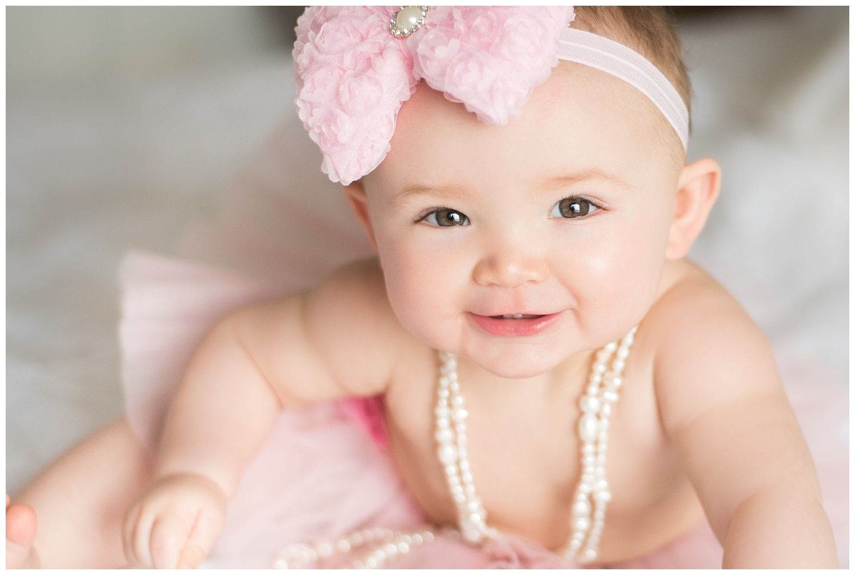 Baby Jocelyn   Janet Lin Photography