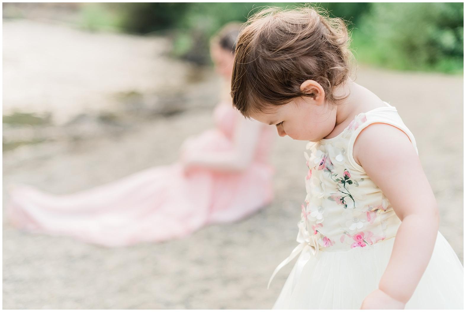 Olympia Maternity Photographer | Janet Lin Photography
