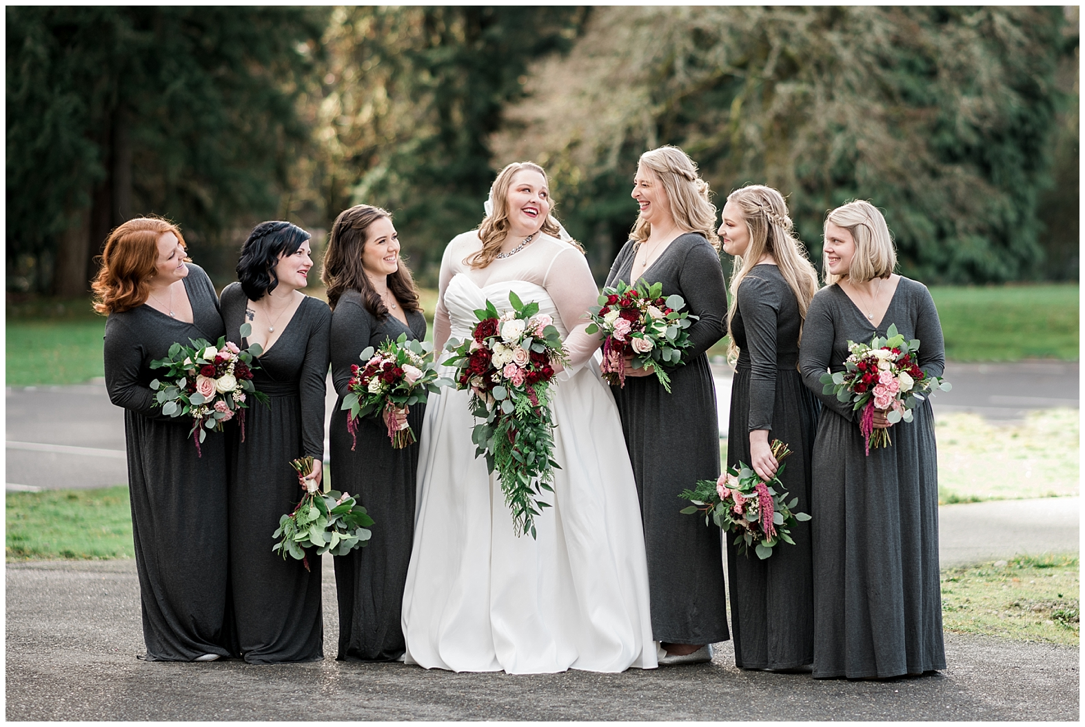 Rustic Industrial Wedding | Janet Lin Photography