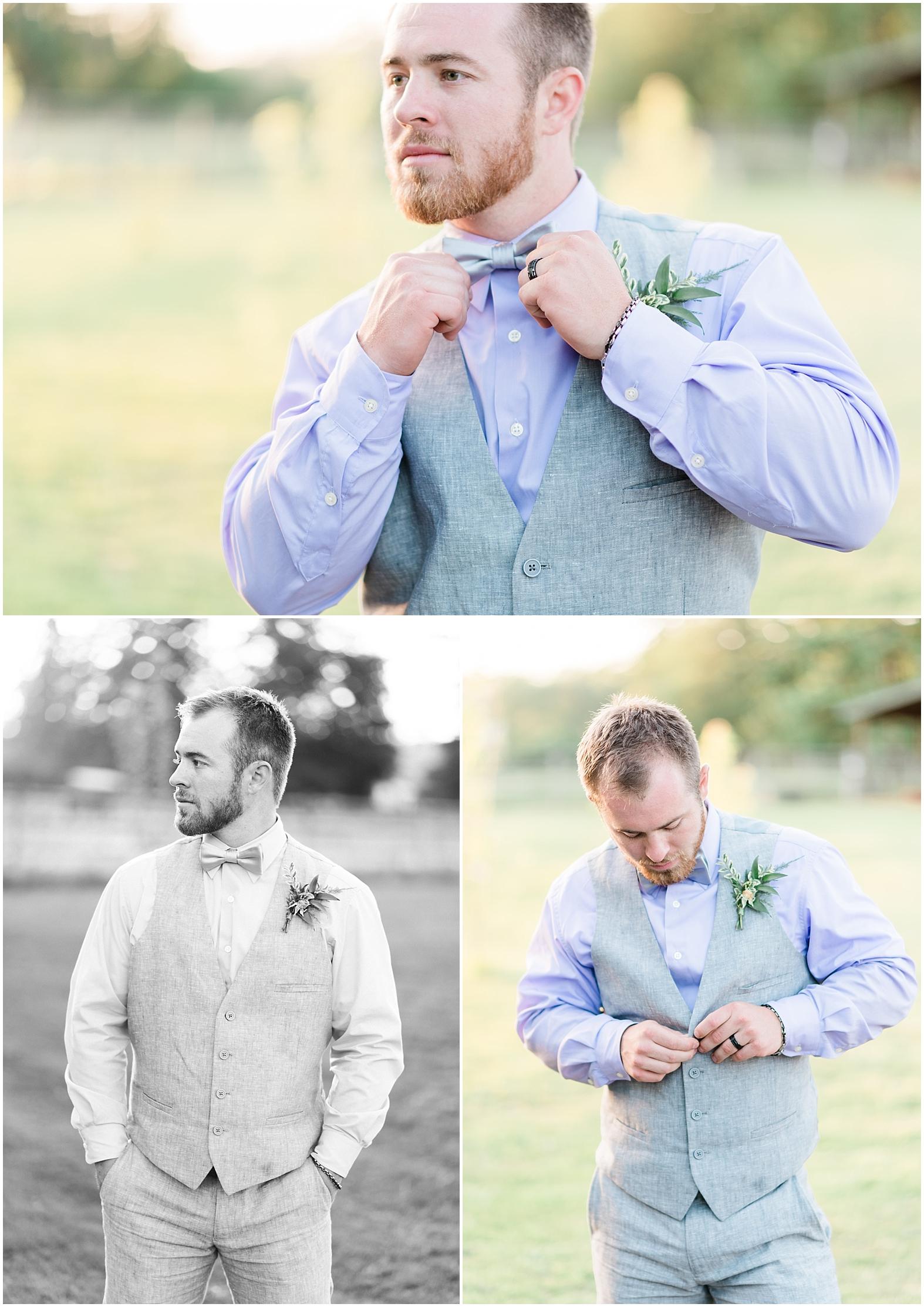 Lavender & Safe Wedding | Janet Lin Photography