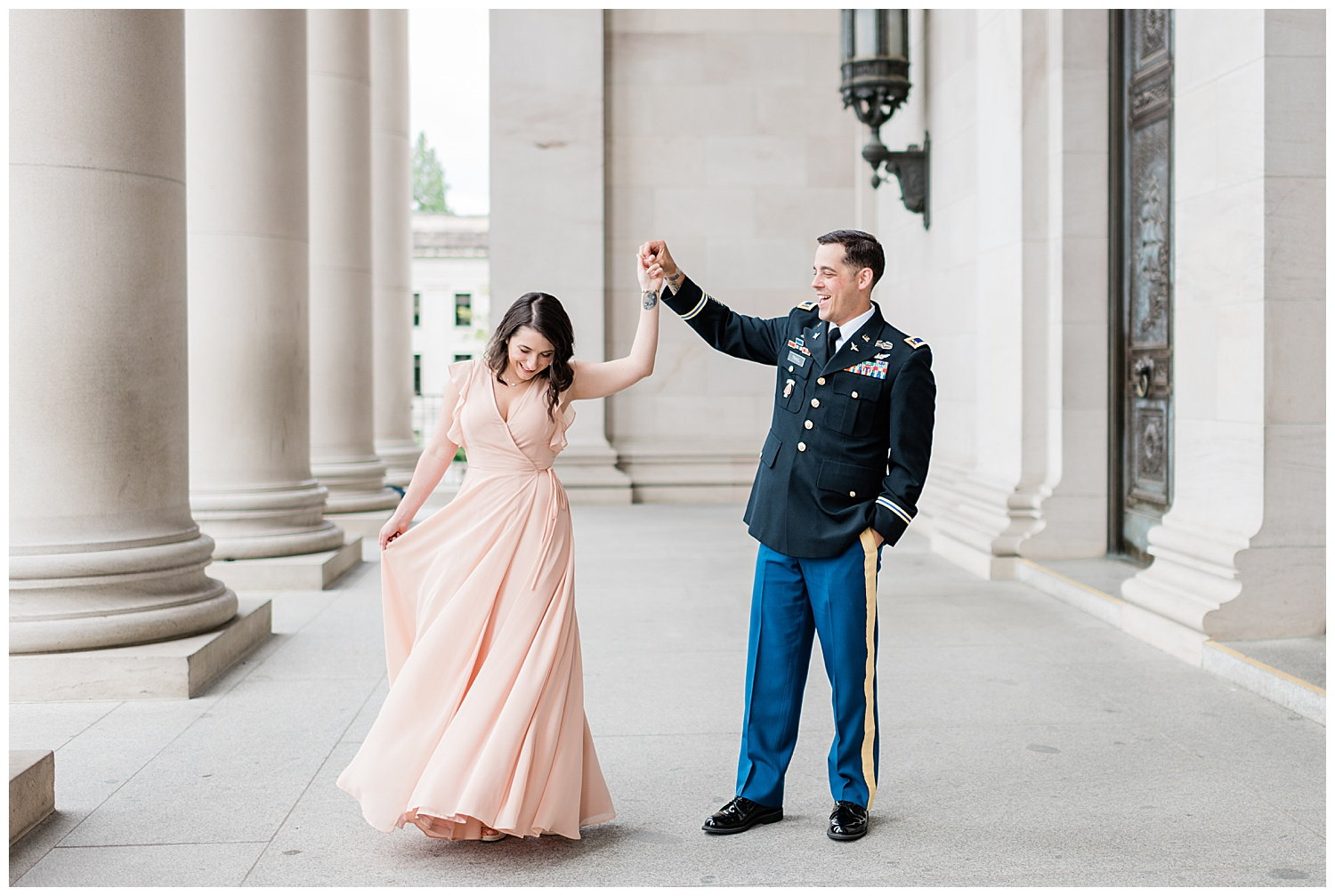 Timeless Newlywed Photos | Janet Lin Photography