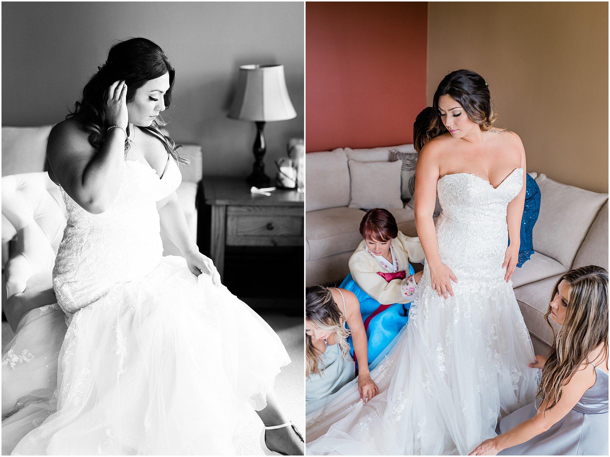 Olympia Wedding Photographer Janet Lin Photography