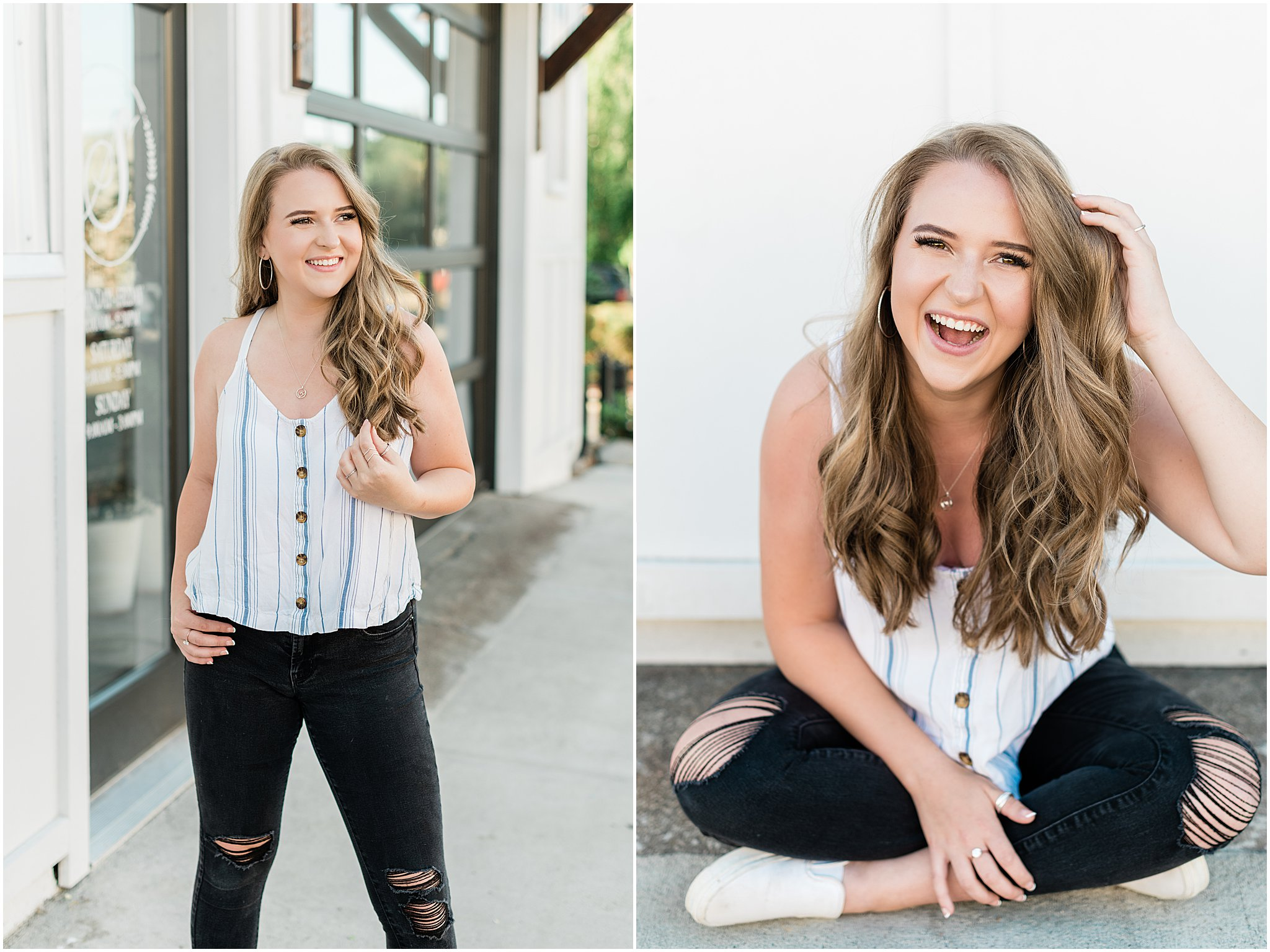 Emma - Class of 2020 | Janet Lin Photography