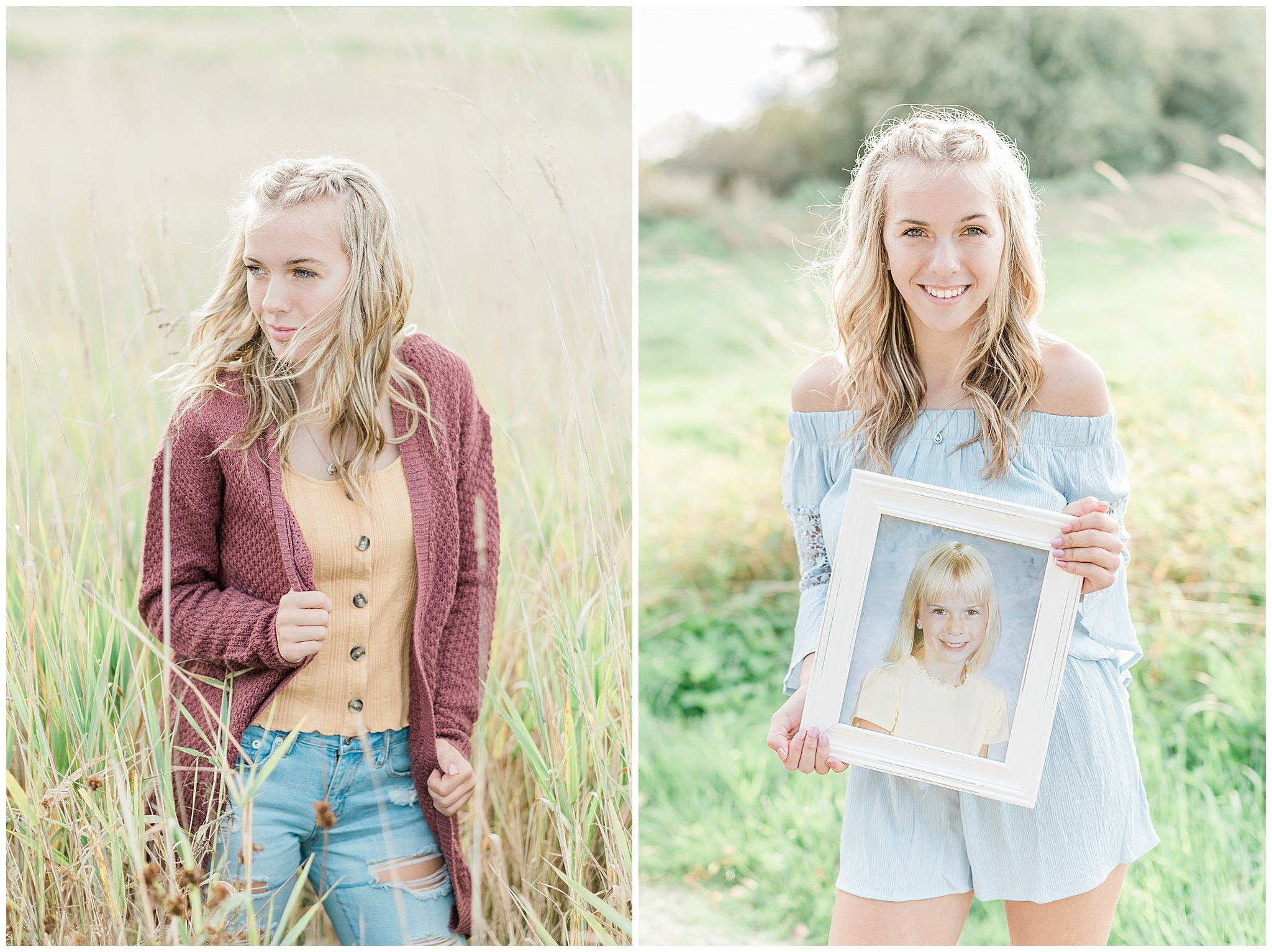 Olympia Senior Photographer | Janet Lin Photography