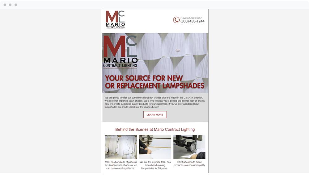 Mario Industries (Roanoke, VA) -  View Email