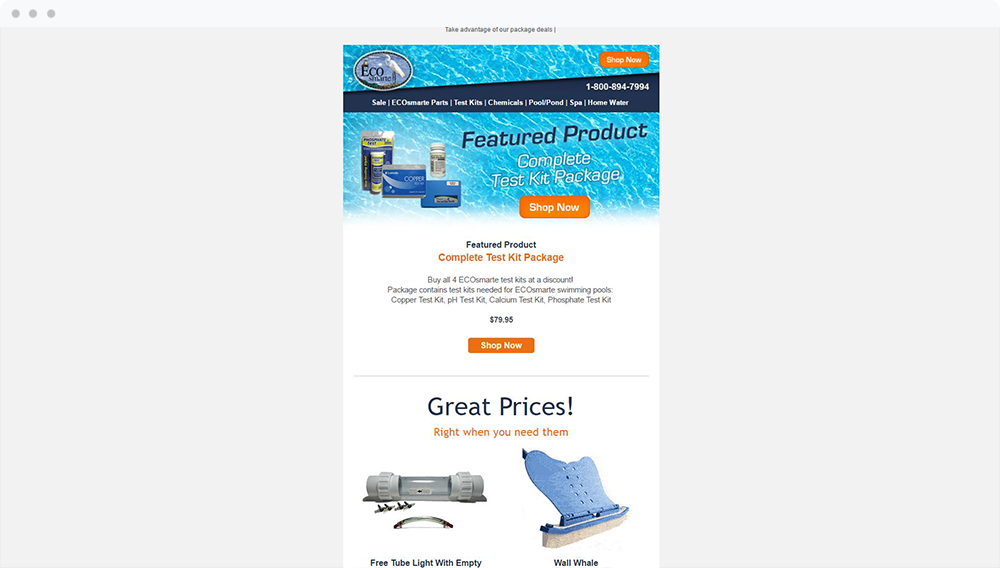 ECOsmarte Systems (Woodbury, MN) -  View Email