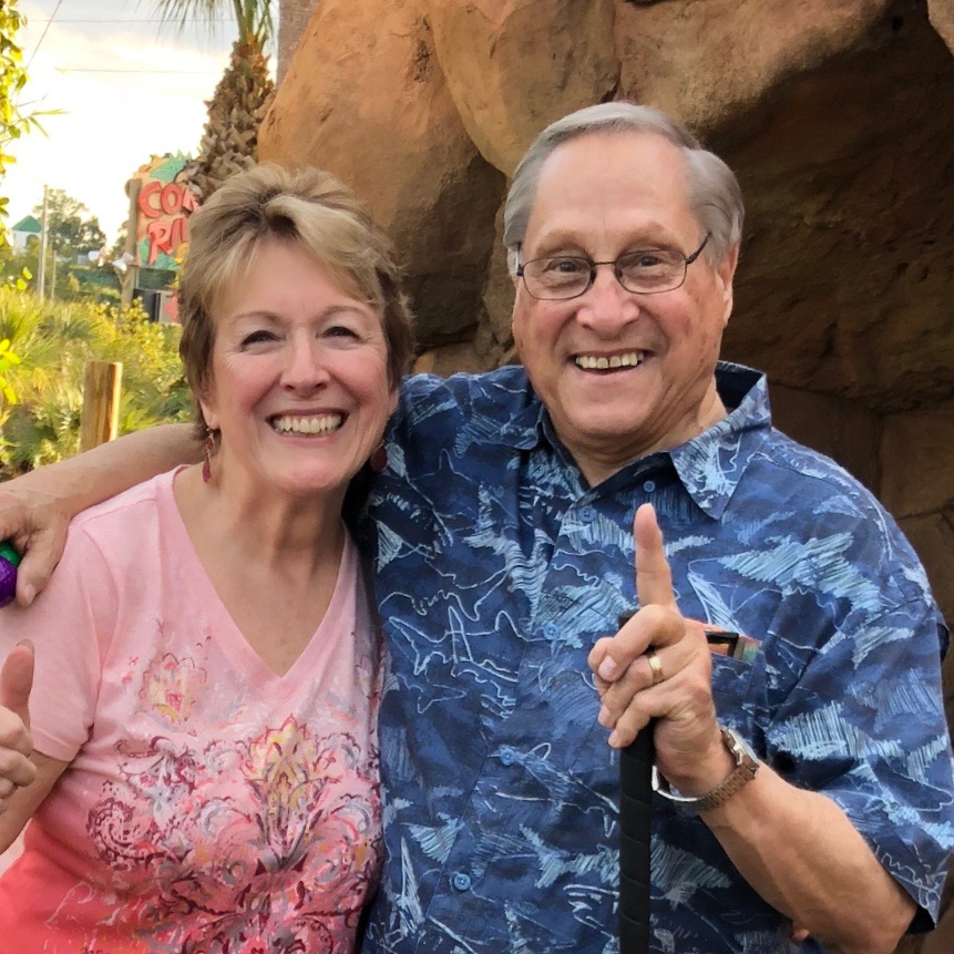 Joyce & Kent Berry   (Jason's Mom & Step dad)  Joyce is the chair of Love Says Go Advisory board. Kent is a retired Baptist pastor and is soon retiring from the Klamath falls gospel mission.   https://bit.ly/2UUfDNP
