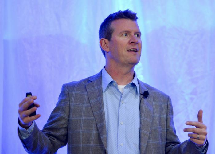 Dave Delaney. Keynote speaker on networking, improv, and digital marketing.