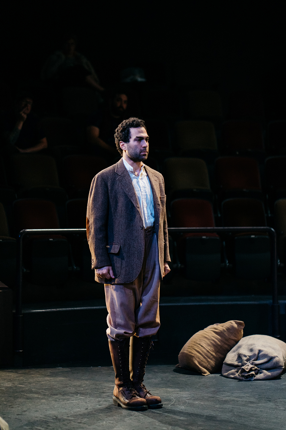 Phillip as Leduc in INCIDENT AT VICHY