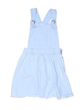 Blue Romper Dress