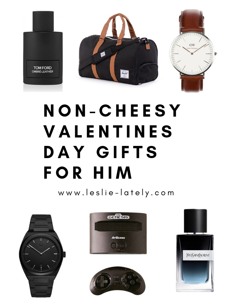 Non Cheesy Valentine's Day Gifts for Him