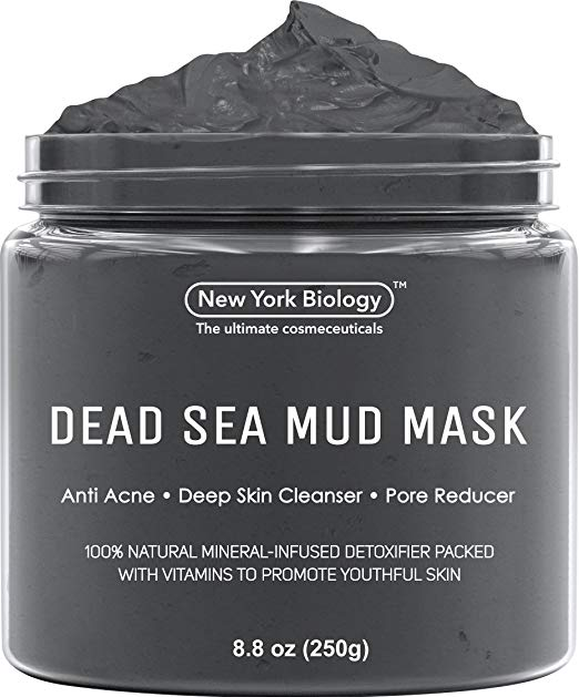 Face Mask - Better yet, a dead sea mud mask.