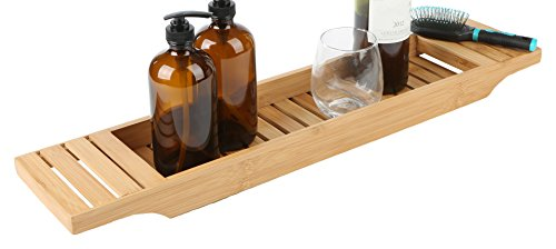 Bath Tray - For holding so much wine.