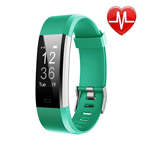 Fitness tracker - For tracking fitness.