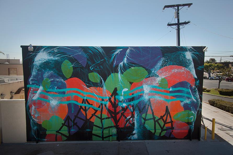 Sea Walls San Diego