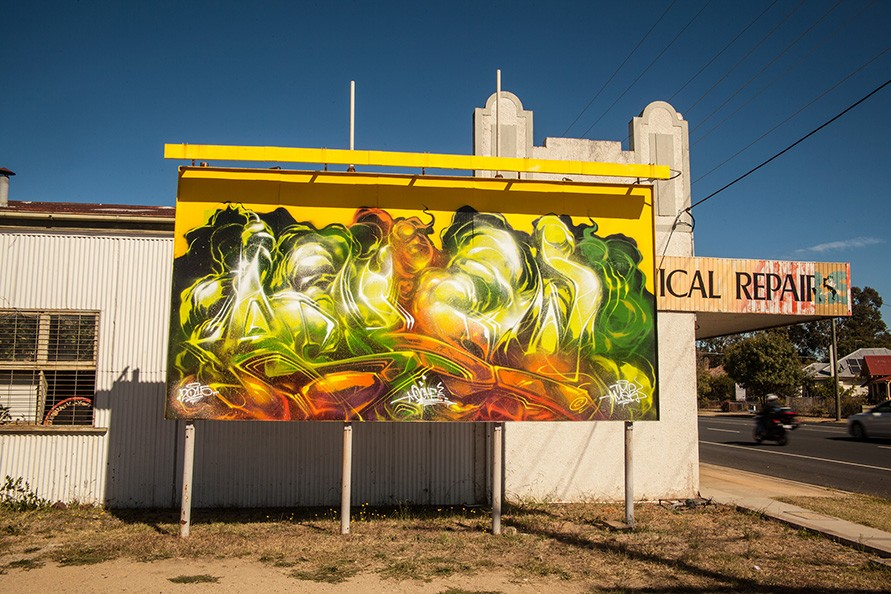 Benalla, Australia 2015