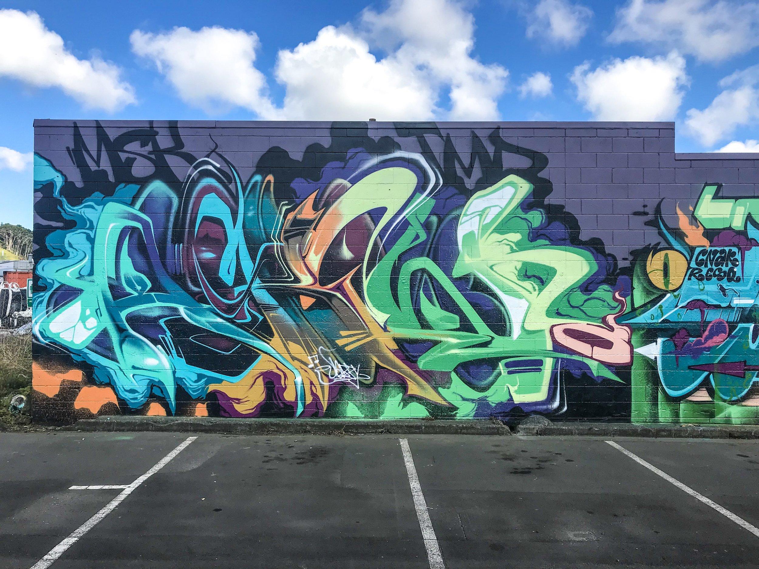 Auckland, 2018
