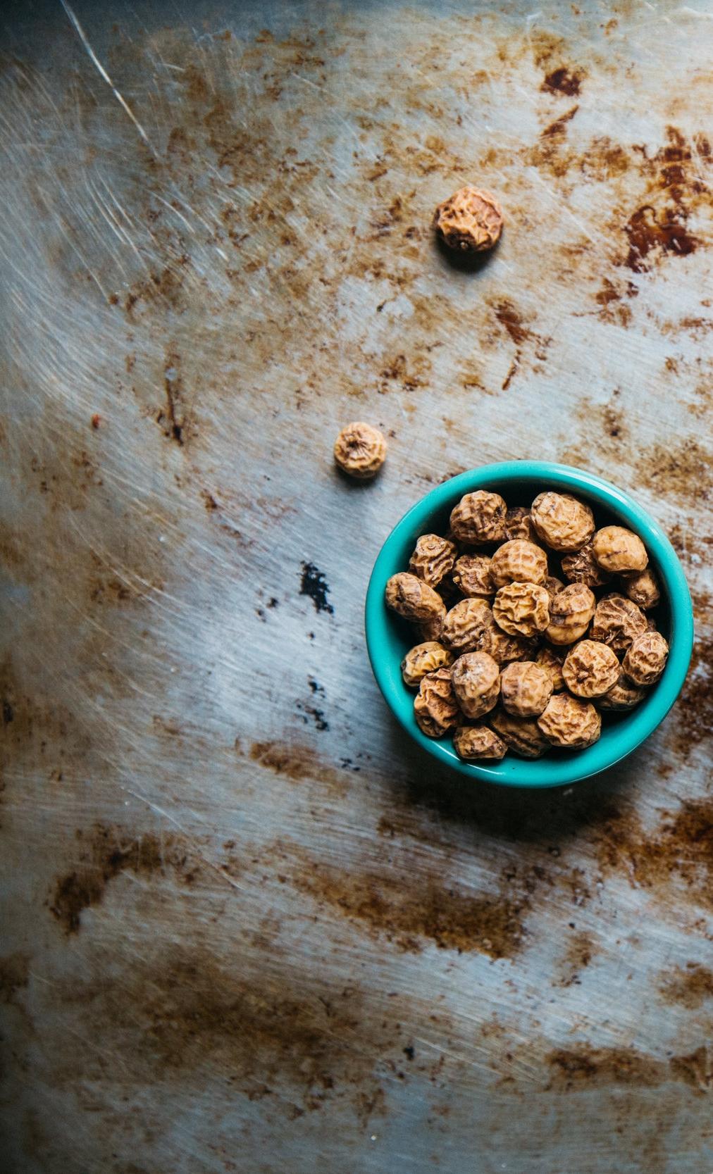 Health Benefits of Tigernuts