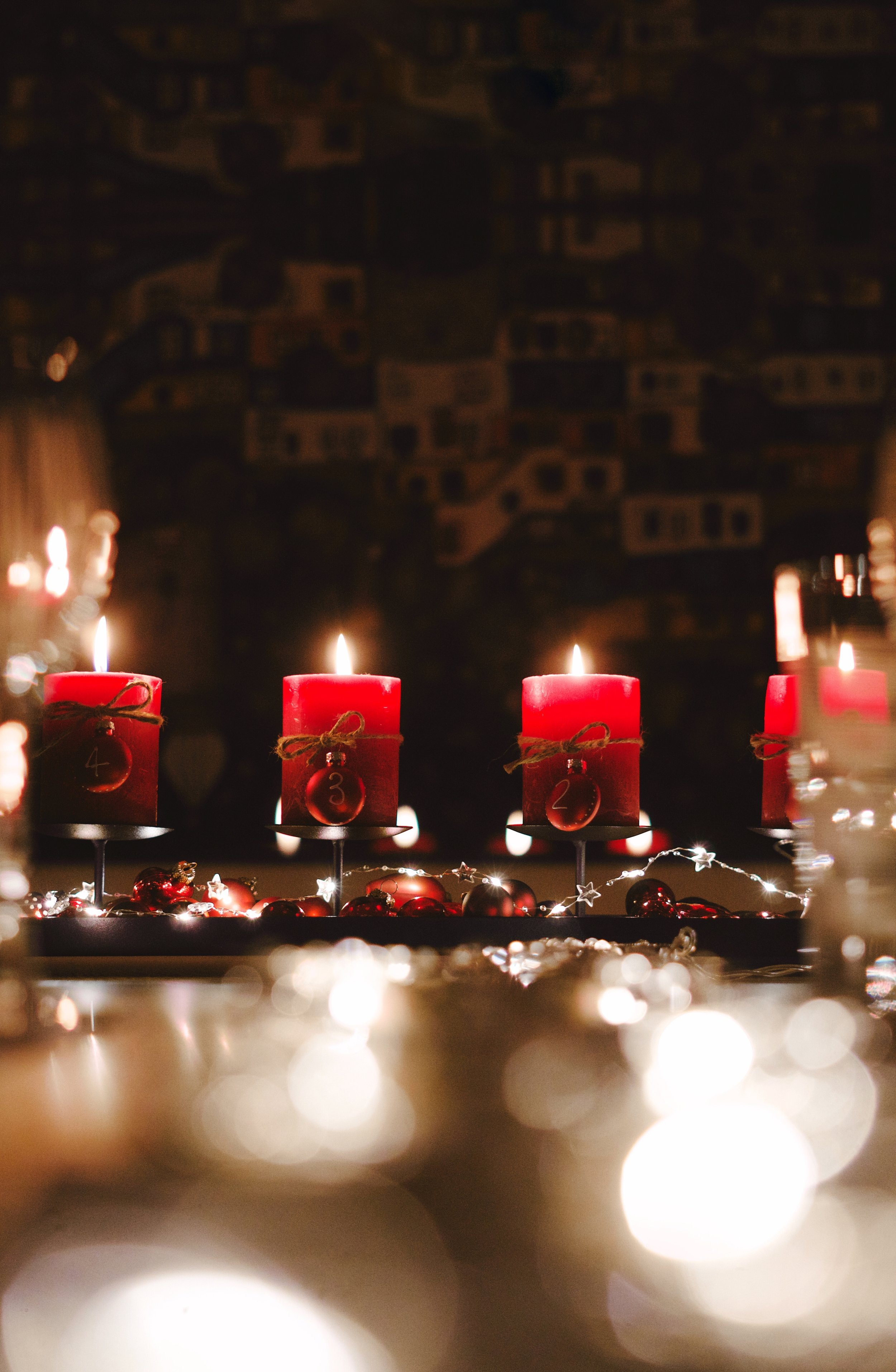 holiday candles - could they be dangerous?