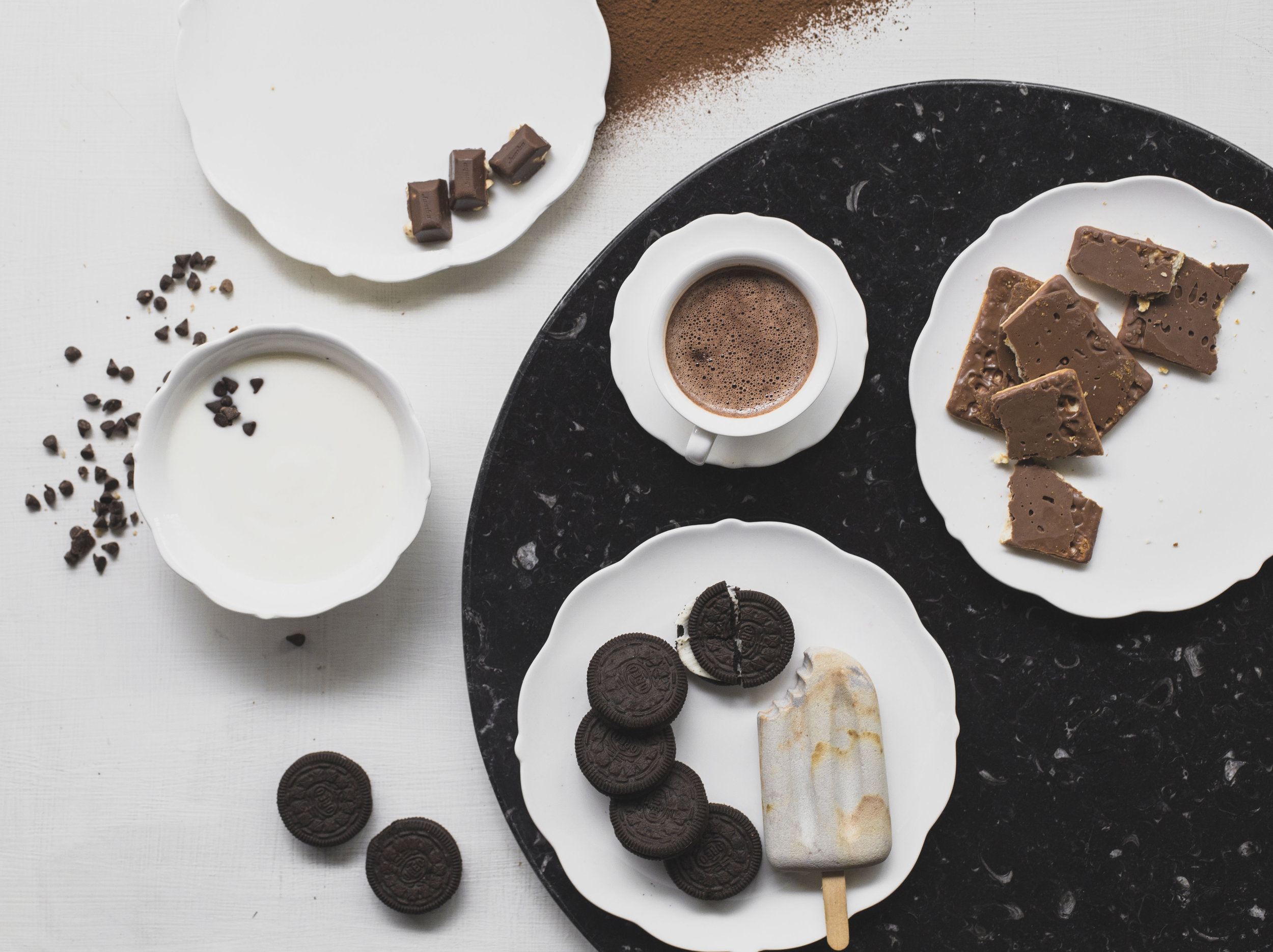 how to stop chocolate cravings
