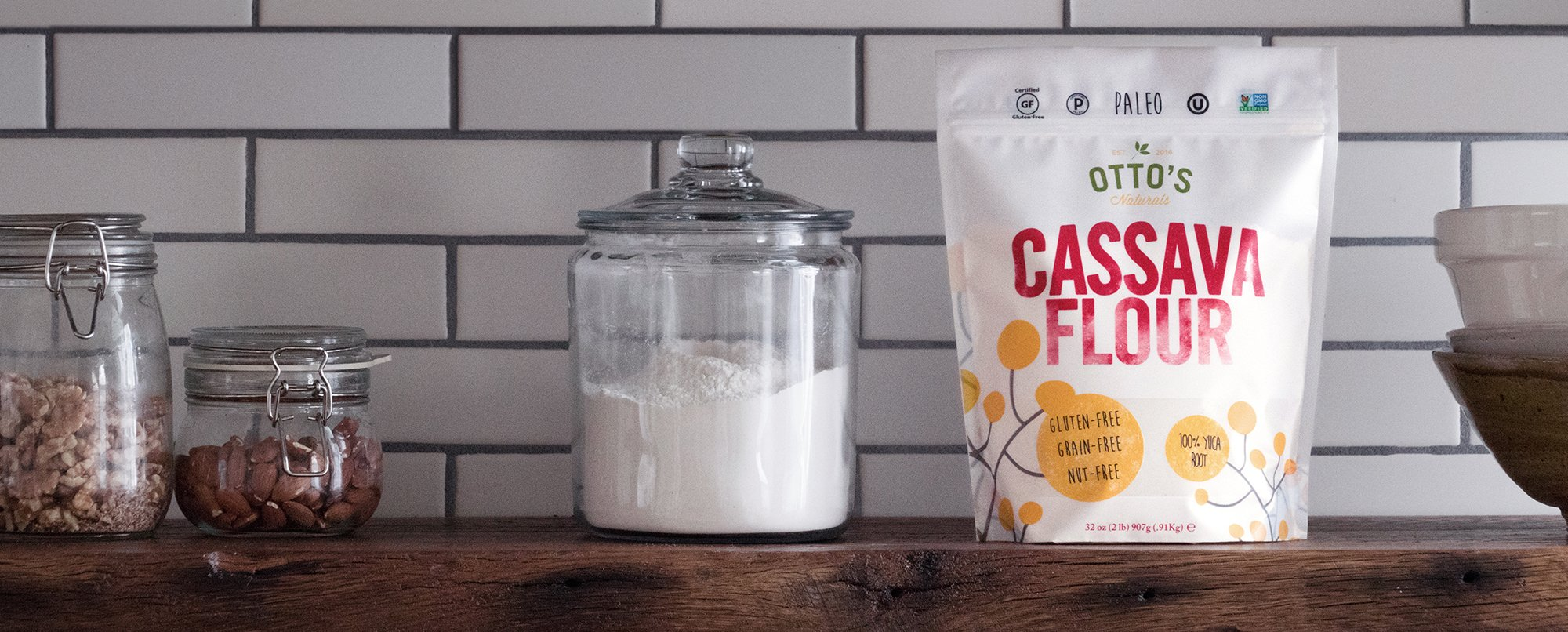 AIP Flour Alternative: Cassava Flour