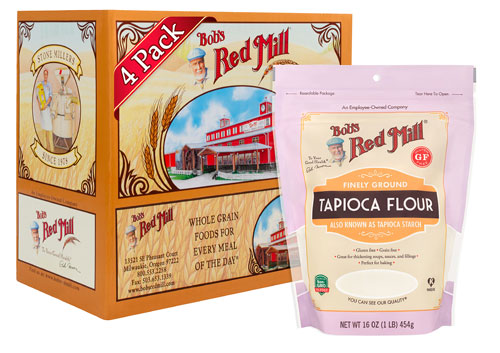 AIP Flour Alternatives: Tapioca