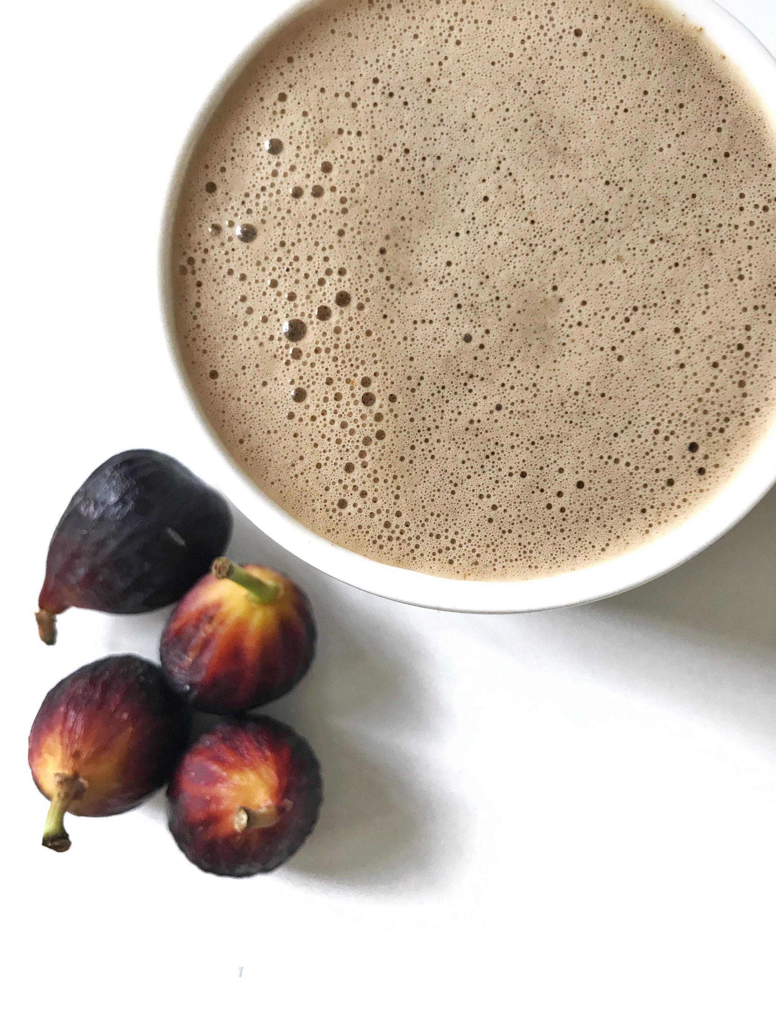 Carob Chai Latte