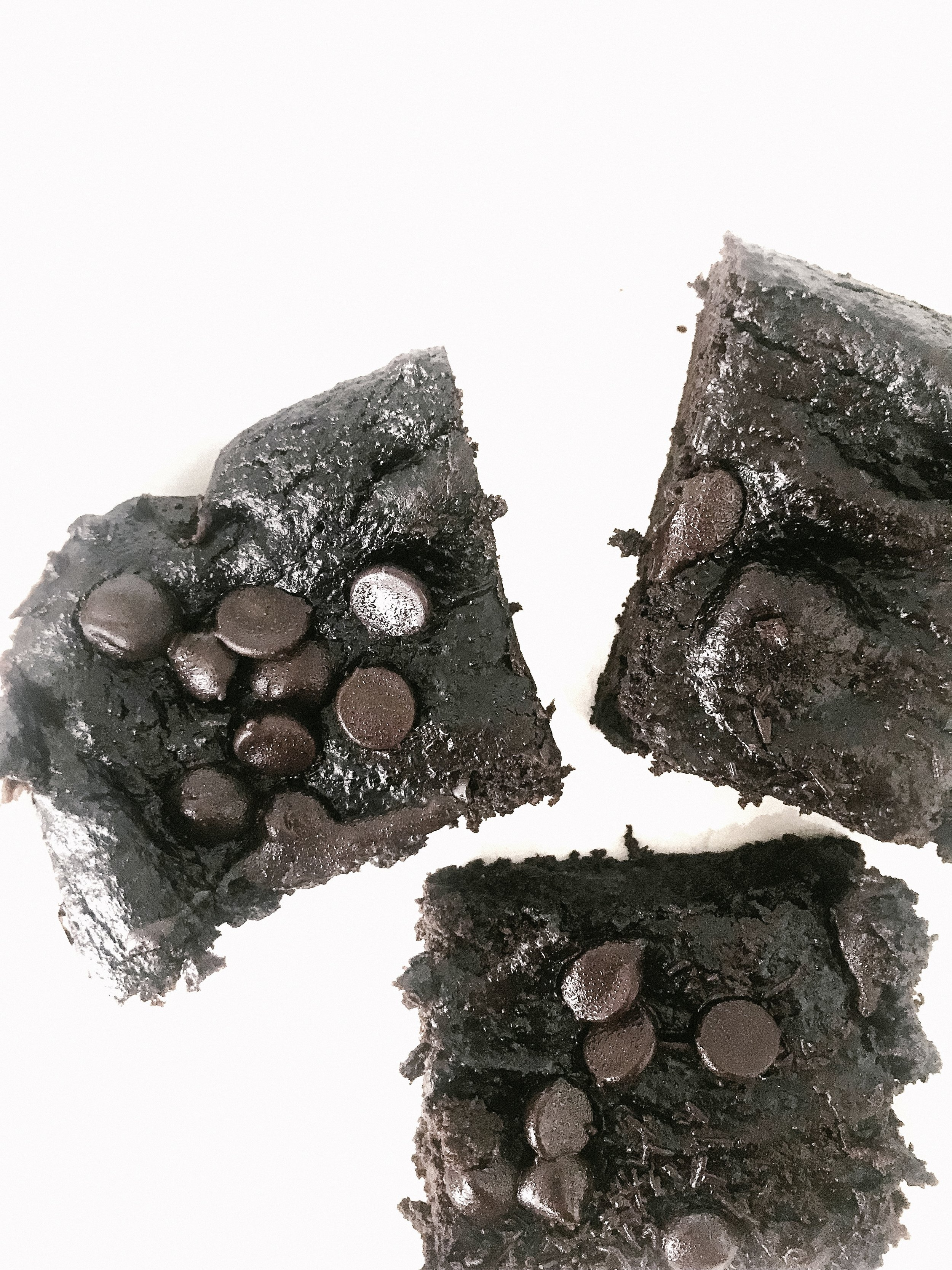 Cannabis Avocado Brownies (Paleo, Gluten-Free, Dairy-Free) - The perfect clean treat for you and your autoimmune disease.