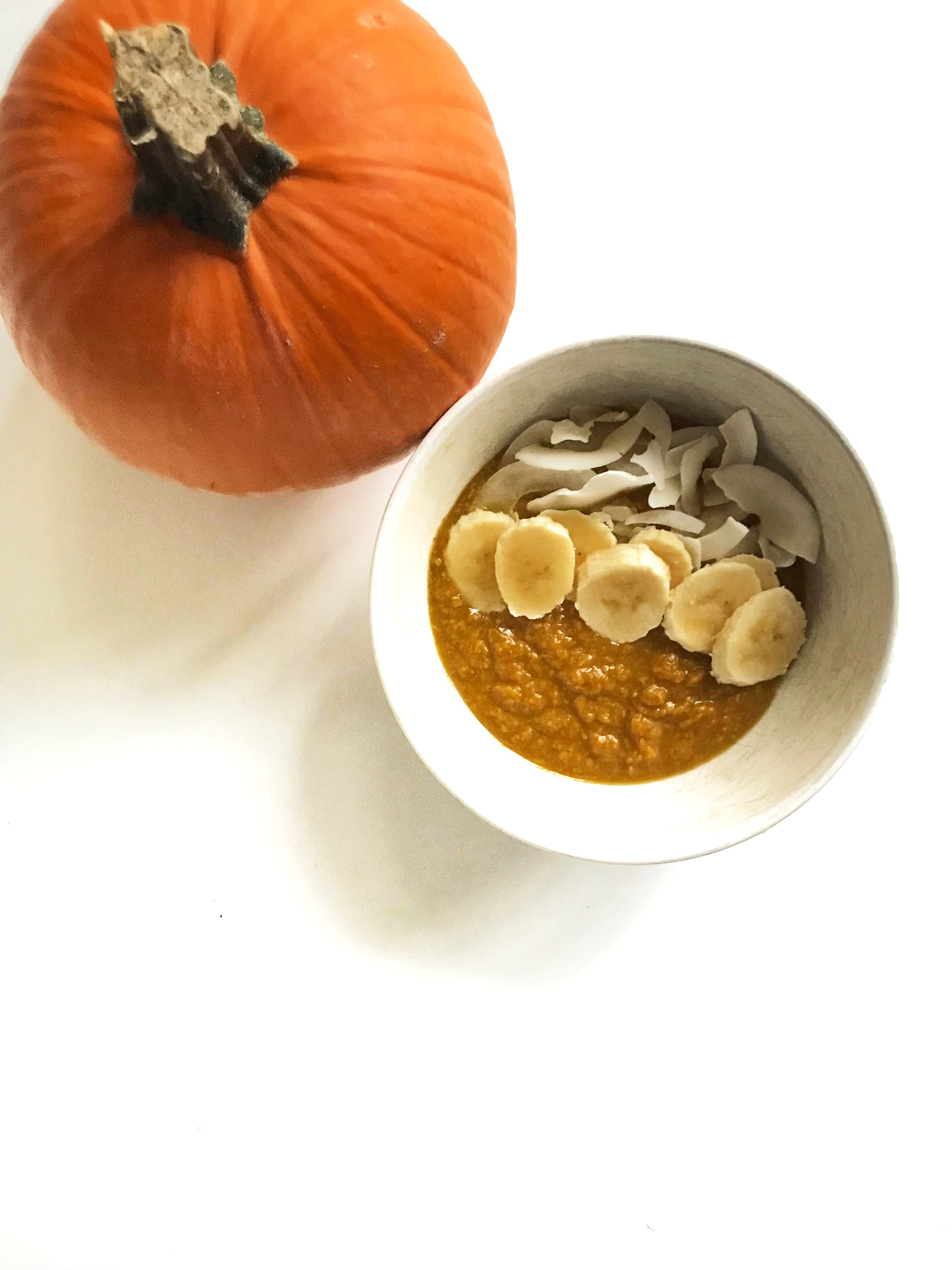 Paleo Pumpkin Porridge (AIP, GAPS, Gluten-Free, Dairy-Free, Breakfast)