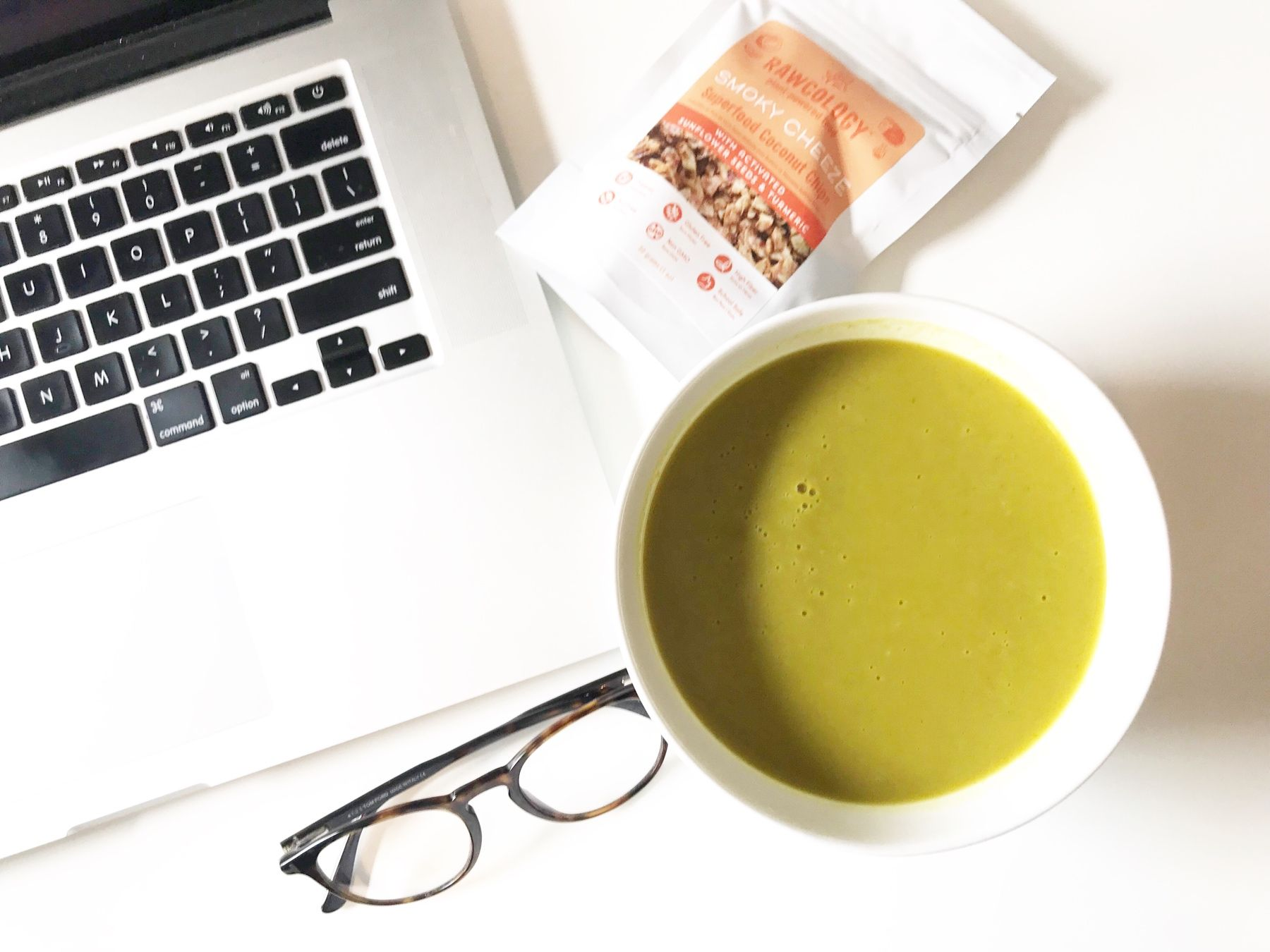 Broccoli Turmeric Soup (AIP, Paleo, Gluten-Free, Dairy-Free, Lunch)