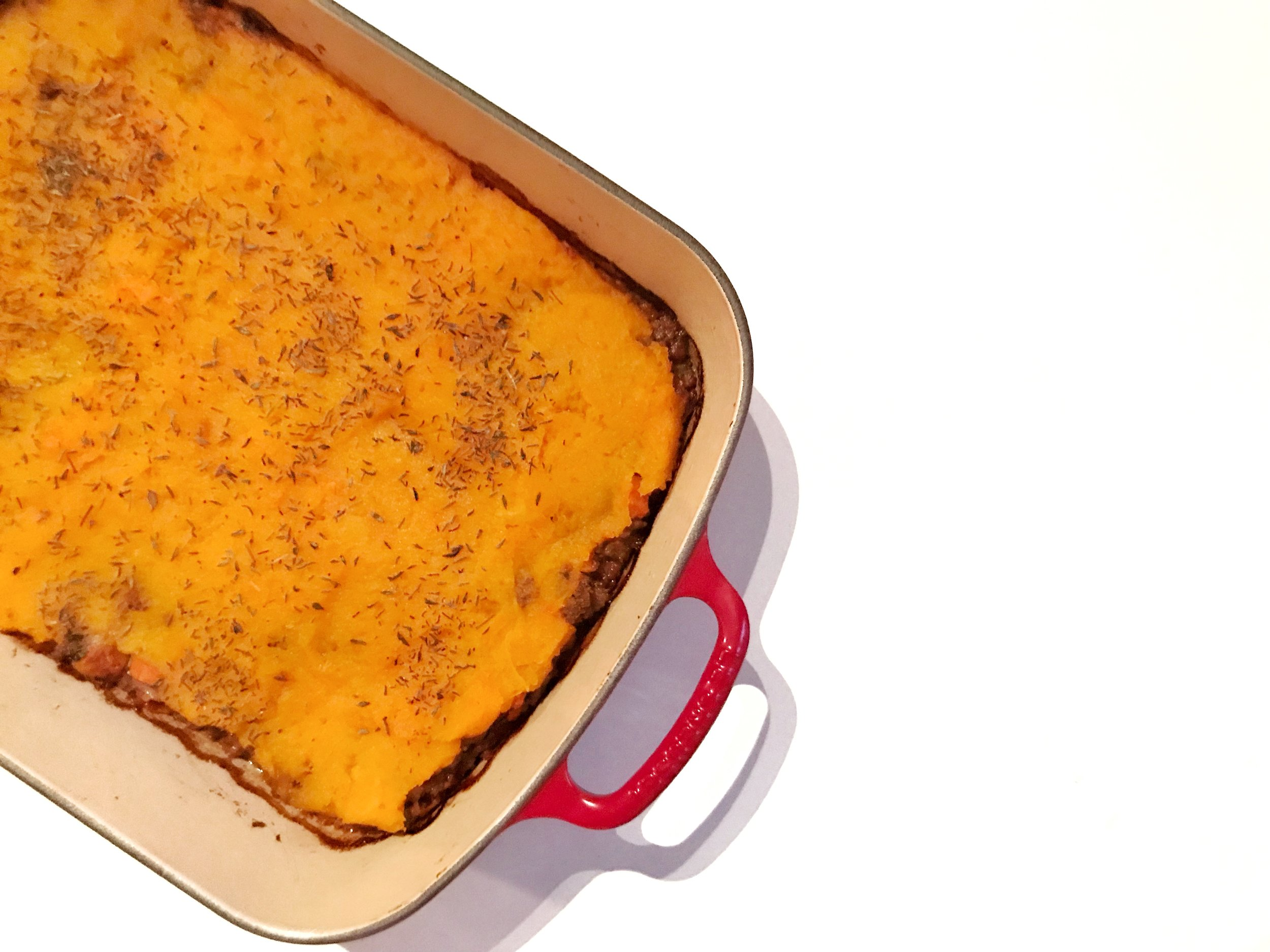 Butternut Cottage Pie (AIP, GAPS, Paleo, Gluten-Free, Dairy-Free, Dinner)